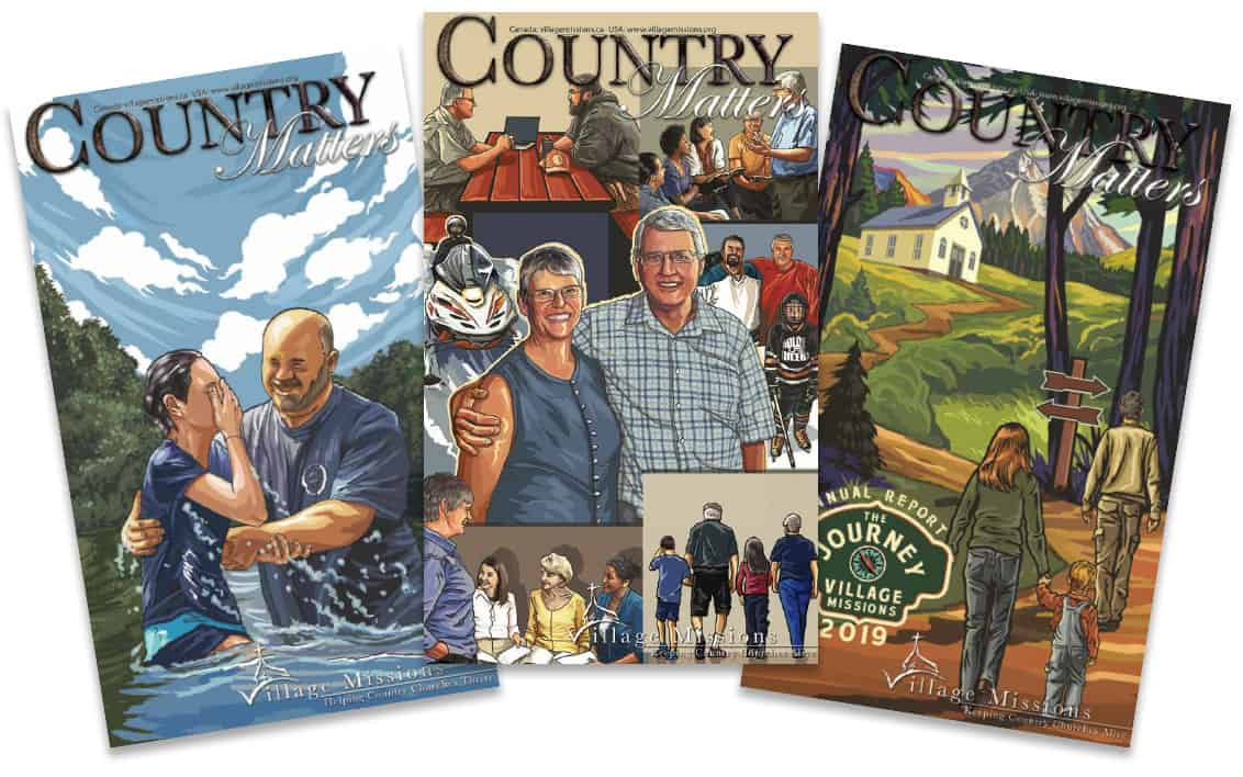 country matters periodical